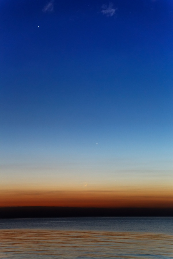 Dawn's Grand Finale   Astronomy Picture of the Day   June 4, 2011